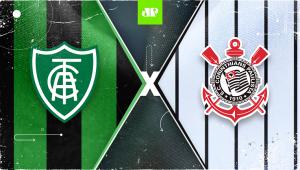 América-MG x Corinthians