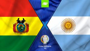 Bolívia x Argentina