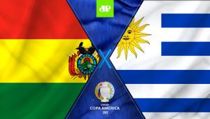 Bolívia x Uruguai