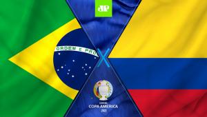 Brasil x Colômbia