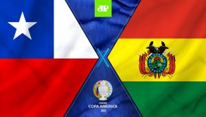 Chile x Bolívia