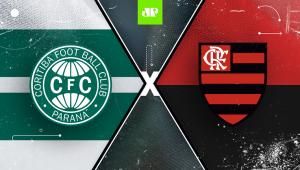 Coritiba x Flamengo