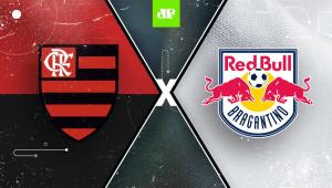 Flamengo x RB Bragantino