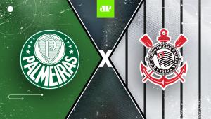 Palmeiras x Corinthians: assista à transmissão da Jovem Pan ao vivo