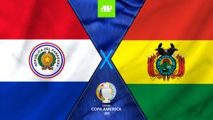 Paraguai x Bolívia