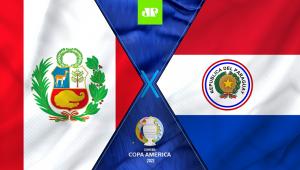 Peru x PAraguai