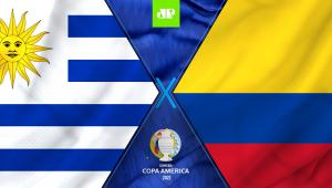 Uruguai x Colômbia