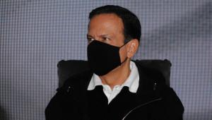 O governador de São Paulo, João Doria