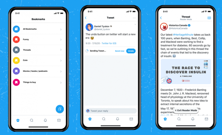 """Twitter launches paid feature called """"Twitter Blue"""""""