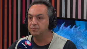 Ufólogo Edison Boaventura concede entrevista ao Pânico