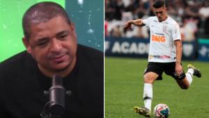 Vampeta saiu em defesa de Danilo Avelar, que está fora dos planos do Corinthians