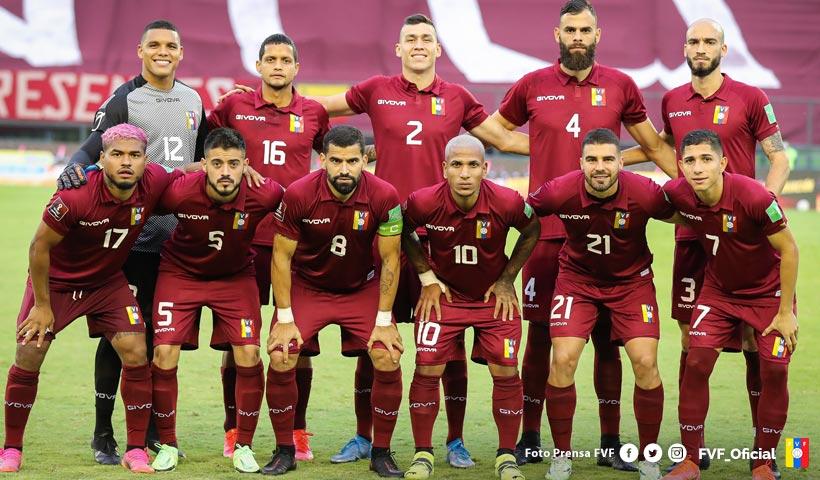 A seleção venezuelana confirmou 12 casos de Covid-19 antes da estreia da Copa América