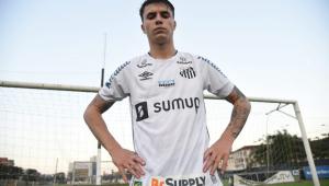 Vinicius Zanocelo, reforço do Santos