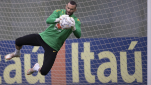 Weverton será o titular da seleção brasileira diante da Colômbia, pela quarta rodada da Copa América