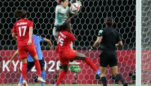 Japão e Canadá empataram em 1 a 1 no futebol feminino