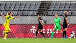 A Austrália vence a Nova Zelândia por 2 a 1 no futebol feminino dos Jogos Olímpicos de Tóquio