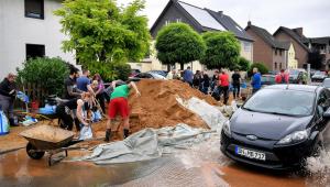 Mais de 150 pessoas morrem em inundações na Alemanha e na Bélgica