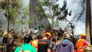 Avião cai nas Filipinas
