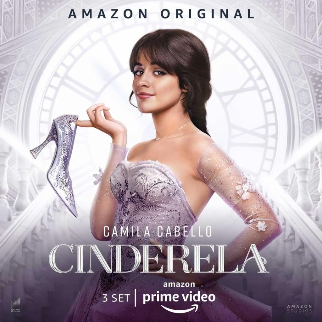 Prime Video divulga teaser de 'Cinderela', live-action com Camila Cabello;  assista | Jovem Pan
