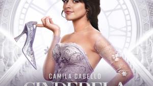 cartaz de Cinderela, com Camila Cabello