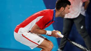Djokovic vai disputar a medalha de bronze no individual dos Jogos de Tóquio