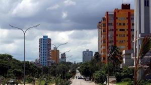 foto de rua em Havana