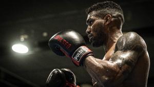 Abner Teixeira está nas quartas de final do boxe na Tóquio-2020