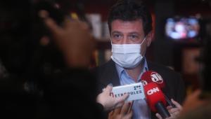 Ex-ministro Luiz Henrique Mandetta