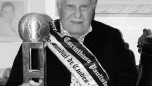 Ex-presidente do Corinthians, Alberto Dualib morreu aos 101 anos