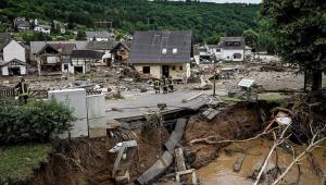 enchentes na alemanha