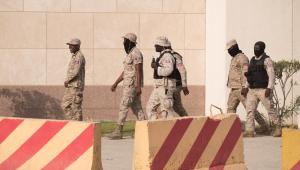 Militares haitianos