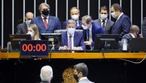 Votação do PL dos supersalários na Câmara