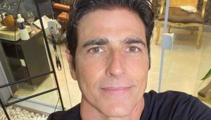 O ator Reynaldo Gianecchini