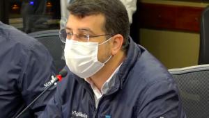 O secretário de Saúde do Rio de Janeiro, Daniel Soranz