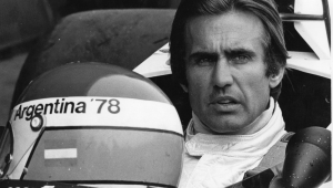 Carlos Reutemann morreu aos 79 anos