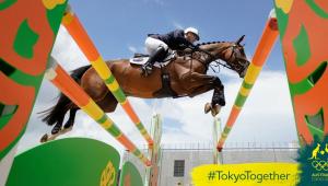 Cavaleiro australiano está fora da Tóquio-2020 após cair no exame antidoping