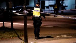 policiais na suíça