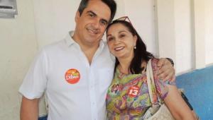 Senador e mãe em campanha para eleição de Dilma