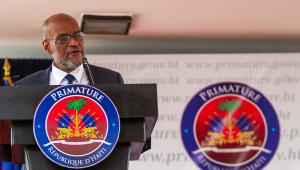 Ariel Henry toma posse como premiê do Haiti