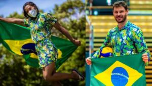Brasil terá apenas 4 representantes no Desfile das Nações na cerimônia de abertura dos Jogos Olímpicos