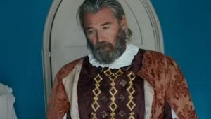 Mike Mitchell no filme Dragon Kingdom