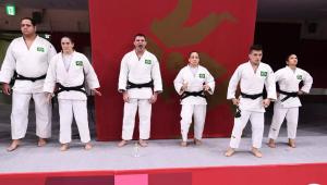 seleção brasileira de judô