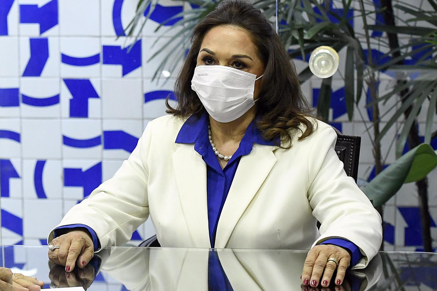 Eliane Nogueira toma posse no Senado Federal