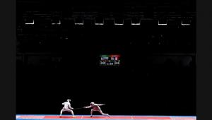 Esgrima é um dos esportes que serão praticados nos Jogos Olímpicos de Tóquio