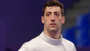 Alen Hadzic, esgrimista dos EUA