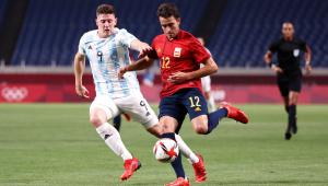 Espanha x Argentina
