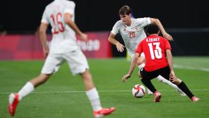 Espanha e Egito se enfrentaram na 1ª rodada dos Jogos Olímpicos de Tóquio