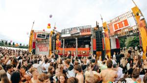 Festival de música na Holanda