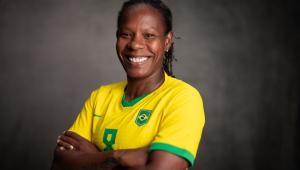 Formiga é a jogadora mais experiente da seleção brasileira feminina que irá disputar Tóquio-2020
