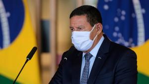 Brasil manterá postura combativa na COP-26, afirma Mourão